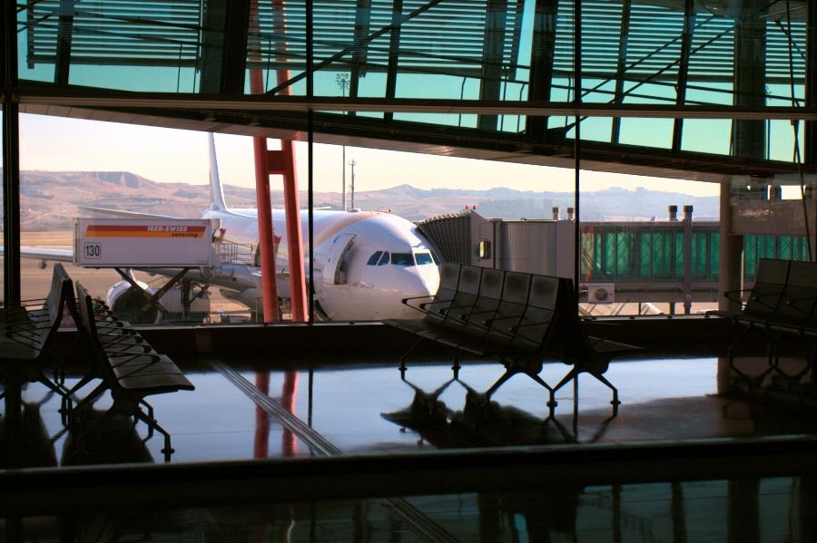Самолет в Сан‑Пауло