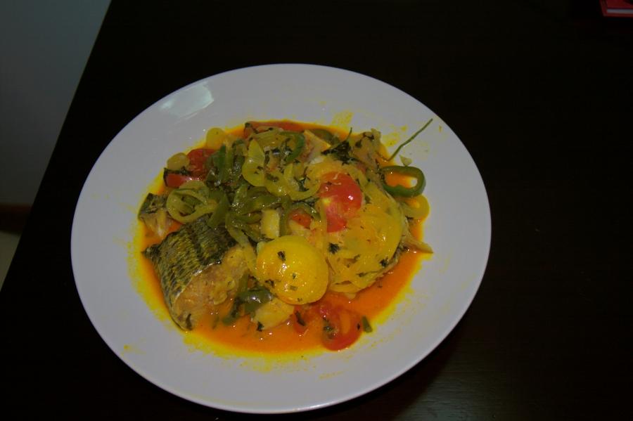 Fish Moqueca