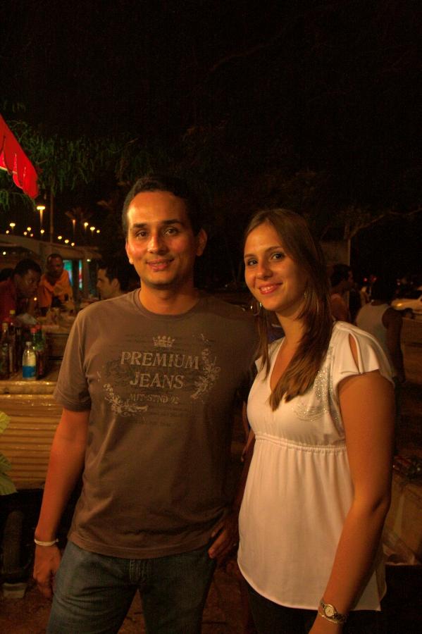 Хумберто и жена